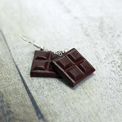 csoki fülbevaló